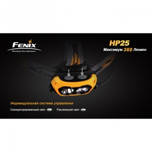 Фонарь Fenix HP25 CREE XP-E Серый