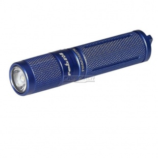 Фонарь Fenix E05 Cree XP-E2 R3 LED (2014 Edition) Blue