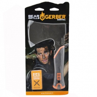 Топор Gerber Bear Grylls Hatchet, 31-002070