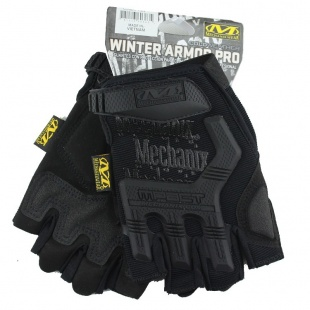фото Перчатки Mechanix M-pact Fingerless Black
