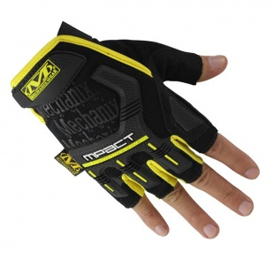 фото Перчатки Mechanix M-pact Fingerless Yellow