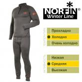 Термобельё Norfin WINTER LINE GRAY