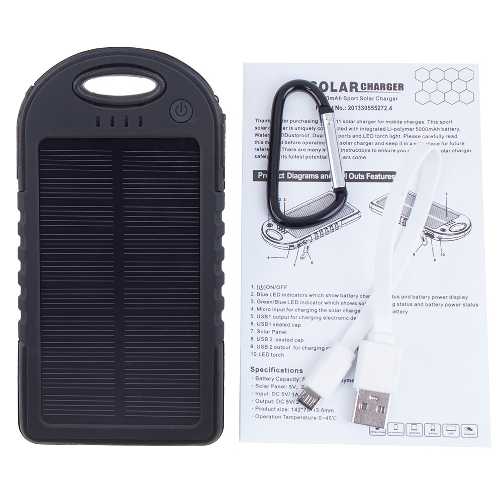 Nra survival solar power bank official store of the national rifle.