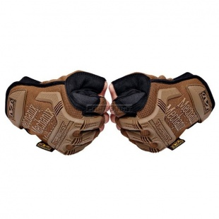 фото Перчатки Mechanix M-pact  Fingerless Coyote